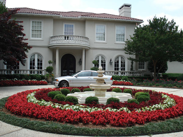 Green Thumb landscape maintains the property with a full-service contract,  mowing the lawn 36 times per year, and which also includes the shrub,  perennial, ... - Green Thumb Landscape... Your Total Landscape Care Company